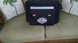 Harley Davidson picnic cooler, Harley women's boots size 8 ,75.00 or best offer!! Need gone make offers for Sale in Winter Haven, FL