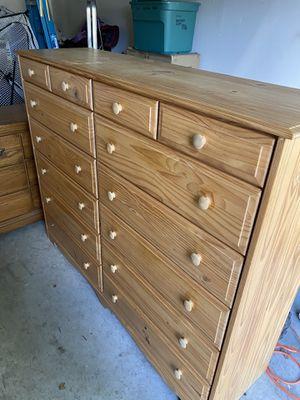 Big dresser for Sale in Pflugerville, TX