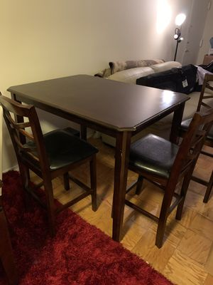 Mahogany Table for Sale in Greenbelt, MD