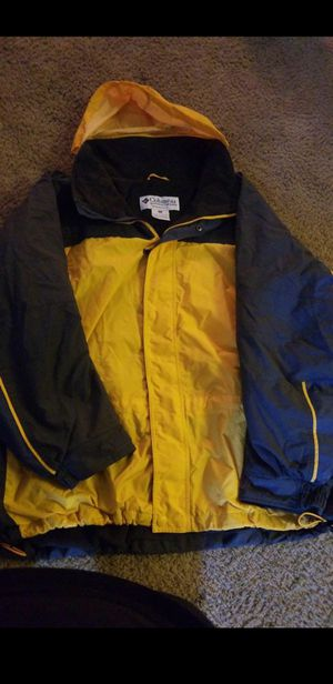 COLUMBIA MEN'S JACKET SIZE 4X for Sale in West Sacramento, CA
