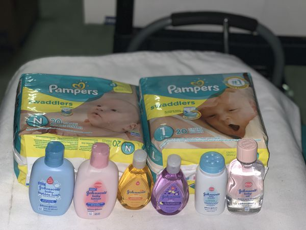 Small Baby Shower Gift Bundle