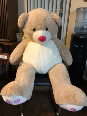 Giant teddy bear! for Sale in Chandler, AZ