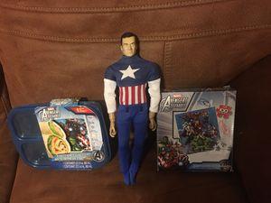Captain America Bundle for Sale in Las Vegas, NV