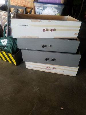 FREE 4 Drawers Under bed Storage for Sale in San Diego, CA
