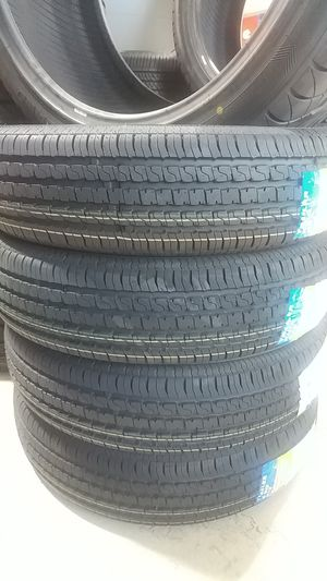 New trailer tires 205/75R15 for Sale in Vista, CA