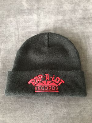 Supreme - Rap a lot Records beanie for Sale in Los Angeles, CA