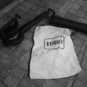 Toro Super Blower Electric Handheld Leaf Blower for Sale in Las Vegas, NV