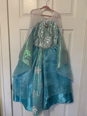 Queen Elsa Frozen Limited Edition Dress for Sale in Miami, FL