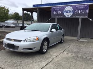 2012 Chevy Impala Financing available for Sale in Seattle, WA