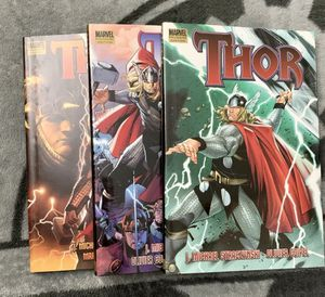 Marvel HC Thor Graphic Novel Bundle for Sale in Westfield, MA
