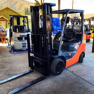 2016 Toyota Forklifts 8FGCU25's for Sale in Corona, CA