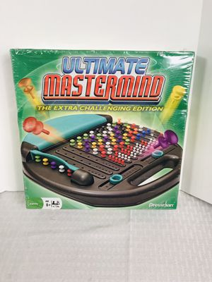2010 Pressman Ultimate Mastermind Game for Sale in Pawtucket, RI