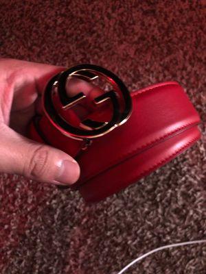Gucci Belt for Sale in Gurnee, IL