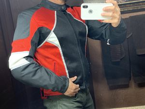 MOTORCYCLE RIDING JACKETS SIZE XXL for Sale in Las Vegas, NV