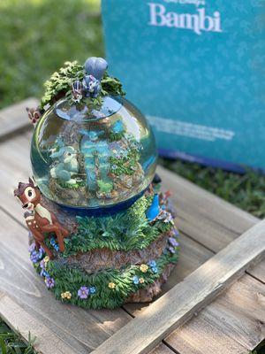 Disney Bambi Snow globe for Sale in El Monte, CA