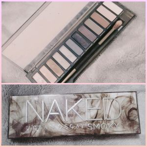 Urban Decay Naked smoky eyshadow palette for Sale in San Francisco, CA