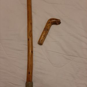 Wood Walking Cane for Sale in Ocean Shores, WA