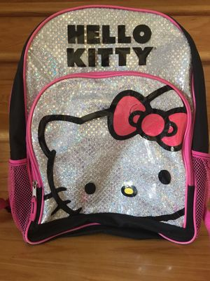 Hello kitty 16 inch backpack for Sale in San Jose, CA