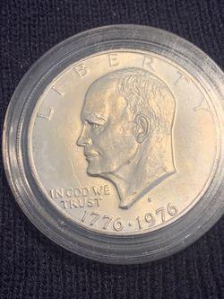 1976-S BU Bicentennial Eisenhower Dollar for Sale in Tempe,  AZ