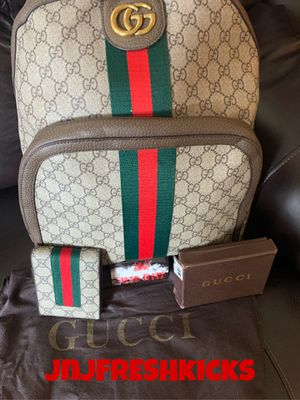 Gucci Bag wit Wallet to Match for Sale in Houston, TX
