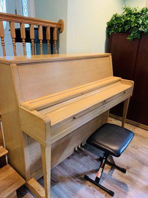 Wurlitzer Piano! 🎹 for Sale in NO POTOMAC, MD