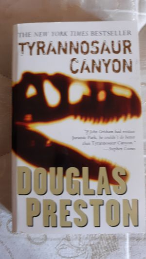 Tyrannosaurus Canyon book for Sale in Erie, PA