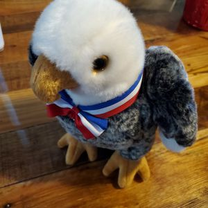 Ty Beanie Baby Valor American Bald Eagle Mint With Tags for Sale in Largo, FL