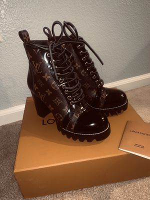 Authentic Louis Vuitton Booties for Sale in Brighton, CO