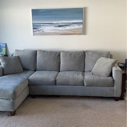 Bosco Beach 2 Piece Sectional Couch for Sale in Westborough,  MA