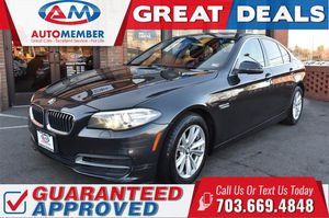 2014 BMW 5 Series for Sale in Leesburg, VA