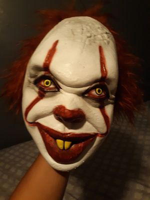Mask from the movie it for Sale in Houston, TX