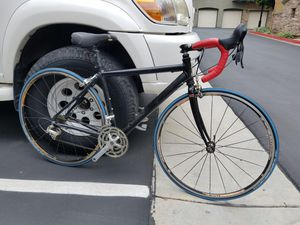 Small black road bike for Sale in Chula Vista, CA