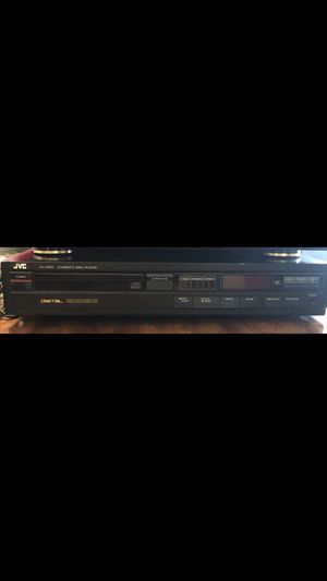 JVC CD player for Sale in Mahomet, IL