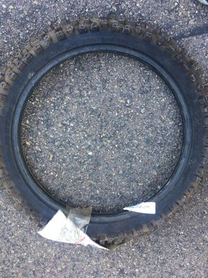 Dirt bike tire 60 / 100 -14 for Sale in Lakeside, CA