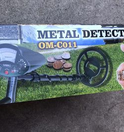 Metal Detector New for Sale in Upland,  CA