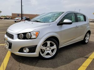 Chevy Sonic LTZ hatchback 2014 for Sale in Houston, TX