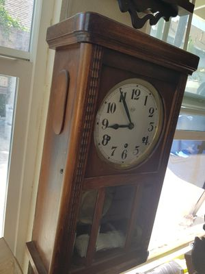 clock vedtte made in fance for Sale in Santa Ana, CA