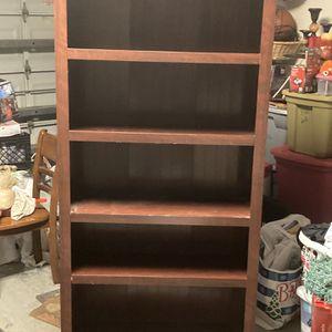 Book Shelf Used 5 Shelves for Sale in Miami, FL