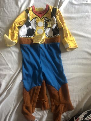 Woody costume 9-12 months for Sale in Los Angeles, CA