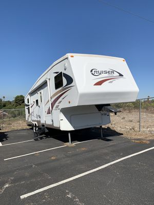 Cruiser crossroads fifth wheel trailer for Sale in National City, CA