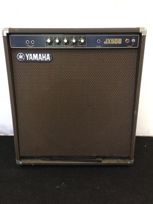 Yamaha JX50B Amplifier for Sale in Hilliard, OH