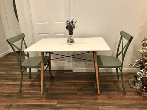 Brand new small dining set - table and 2 chairs for Sale in Glendale, AZ