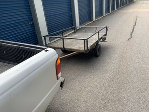 Trailer 4x6 for Sale in Framingham, MA