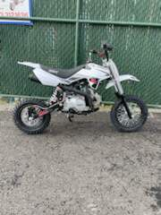 Brand New 2021 SSR 110cc Pit Bike Dirt Bike Motorcycle for Sale in Tacoma,  WA