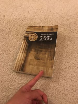Used book by Thomas S. Martin for Sale in Germantown, MD