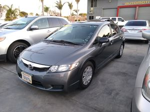 2010 Honda Civic EZ CREDIT MUY FÁCIL DE LLEVAR/EZ CREDIT *323*560*18*44* 4814 GAGE AVE BELL Ca for Sale in South Gate, CA