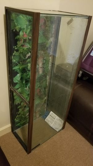 55 Gallon Fish Tank for Sale in Pittsburgh, PA