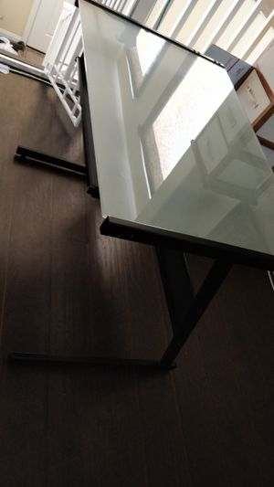 Glass Computer Desk for Sale in Las Vegas, NV