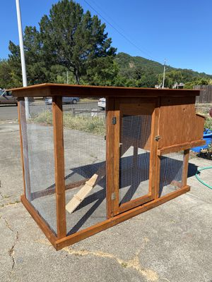 Selling A Chicken Coop for Sale in Novato, CA
