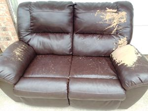 Brown couch for Sale in Abilene, TX